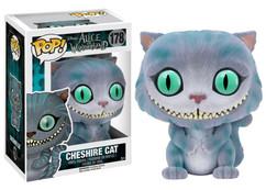Cheshire Cat Flocked US Exclusive - Alice in Wonderland - Pop! Movies Vinyl Figure