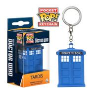 Doctor Who - Tardis - Pocket Pop! Keychain