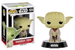 Dagobah Yoda - Star Wars Pop! Vinyl Figure