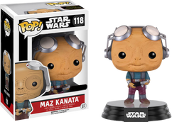 Maz Kanata no Glasses - Star Wars Pop! Vinyl Figure