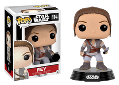 Rey Final Scene Outfit - Star Wars Pop! Vinyl Figure