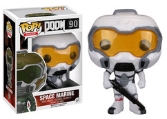 Doom - Space Marine Hazmat Astronaut Pop! Games Vinyl Figure