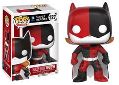 Batman Impopsters - Batgirl Harley Quinn - Pop! Heroes Vinyl Figure