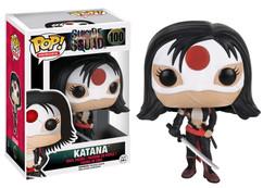 Suicide Squad - Katana - Pop! Vinyl Figure