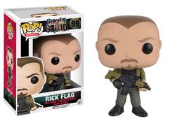 Suicide Squad - Rick Flagg - Pop! Vinyl Figure