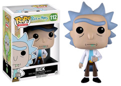 Rick - Rick and Morty - POP! Animation Vinyl Figure
