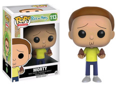 Morty - Rick and Morty - POP! Animation Vinyl Figure
