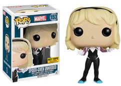 Unmasked Spider Gwen - Pop! Vinyl Marvel Figure
