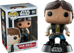 Star Wars - Han Ceremony Exclusive Pop! Movies Vinyl Figure