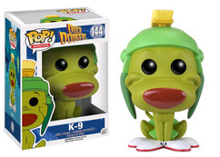 Duck Dodgers - K-9 - Pop! Animation Vinyl Figure