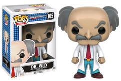 Mega Man - Dr. Wily - Pop! Games Vinyl Figure