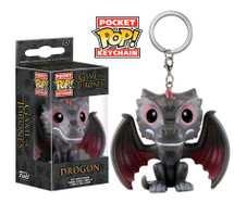 Drogon Pocket Pop Keychain - Game of Thrones - POP! Television Vinyl Figure