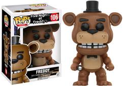 Freddy - Five Nights at Freddy's - Pop! Vinyl Figure