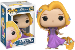 Rapunzel with Ball Gown - Tangled Pop! Movie Vinyl Figure