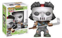 Casey Jones Specialty Exclusive - Teenage Mutant Ninja Turtles TMNT Pop Vinyl Figure