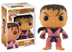 Street Fighter Dan Pop! Games Vinyl Figure