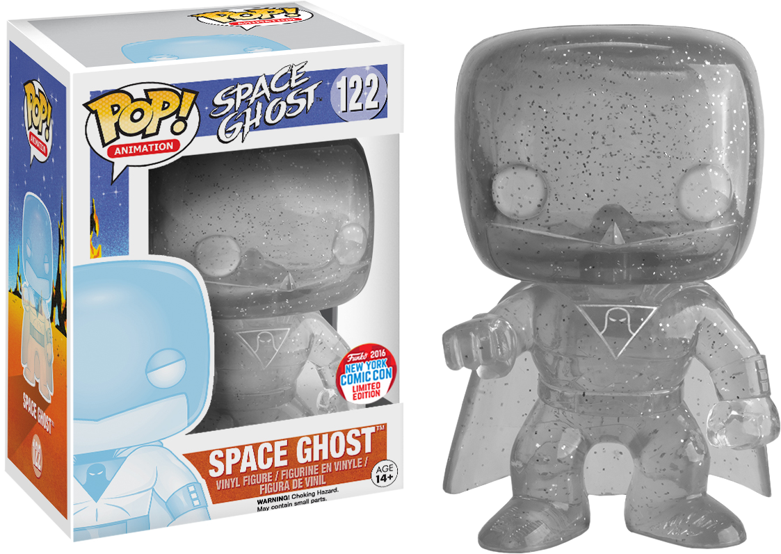 Vinyl Figurel NEW! Space Ghost Pop