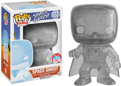 Space Ghost - Invisible Space Ghost NYCC 2016 US Exclusive Pop! Vinyl Figure