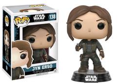 Star Wars Rogue One - Jyn Erso Pop! Vinyl Bobble Head Figure