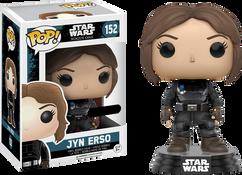 Star Wars Rogue One - Jyn Erso Trooper US Exclusive Pop! Vinyl Bobble Head Figure