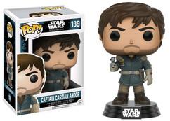 Star Wars Rogue One - Captain Cassian Andor Pop! Vinyl Figure