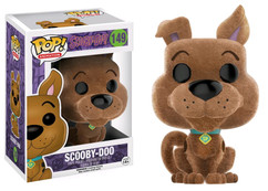 66bb609b4b Scooby Doo - Scooby Doo Orange Flocked US Exclusive Pop! Vinyl Figure