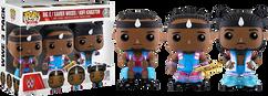 WWE - Big E, Xavier Woods & Kofi Kingston New Day US Exclusive Pop! Vinyl Figure 3 Pack