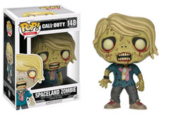 Call of Duty - Spaceland Zombie US Exclusive Pop! Games Vinyl Figure