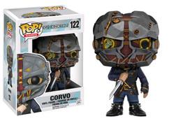 Dishonored 2 - Corvo Pop! Games Vinyl Figure