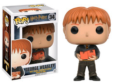 Harry Potter - George Weasley Pop! Movie Vinyl Figure
