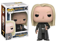 Harry Potter - Lucius Malfoy Pop! Movie Vinyl Figure
