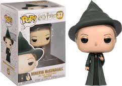 Harry Potter - Minerva McGonagall Pop! Movie Vinyl Figure