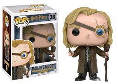 Harry Potter - Mad-Eye Moody Pop! Movie Vinyl Figure