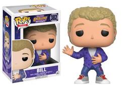 Bill & Ted's Excellent Adventure Bill Pop! Vinyl Figure