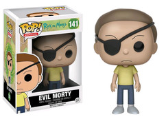 Rick and Morty - Evil Morty US Exclusive Pop! Vinyl Figure