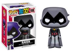 Teen Titans Go! - Raven Grey US Exclusive Pop! Vinyl Figure