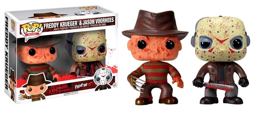 Freddy Vs Jason Freddy Krueger Jason Voorhees Bloody Us