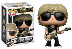 Guns N' Roses Duff McKagan Pop! Vinyl Figure