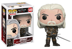 The Witcher - Geralt Pop! Vinyl Figure