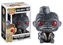 Call of Duty - Monkey Bomb Toasted US Exclusive Pop! Vinyl Figure