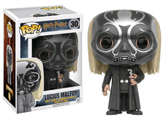 Harry Potter - Lucius as Death Eater US Exclusive Pop! Vinyl Figure