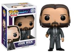 John Wick 2 - John Wick Pop! Vinyl Figure