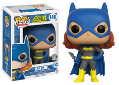 Batman - Batgirl Heroic Speciality Store Exclusive Pop! Vinyl Figure