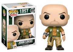 Lost - John Locke Pop! Vinyl Figure