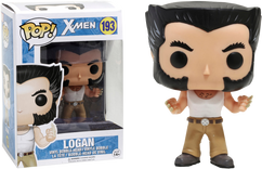 X-Men - Logan with Tank Top US Exclusive Pop! Vinyl Figure