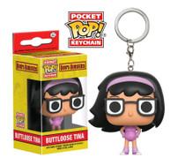 Bob's Burgers - Buttloose Tina Pocket Pop! Vinyl Keychain