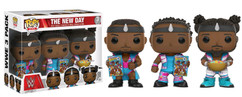WWE - The New Day Booty O US Exclusive Pop! Vinyl Figure 3 Pack