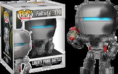 """Fallout 4 – Liberty Prime Battle Damaged US Exclusive 6"""" Pop! Vinyl Figure"""
