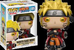 Naruto -  Naruto (Sage Mode) US Exclusive Pop! Vinyl Figure
