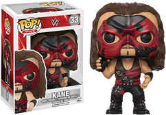 WWE - Kane US Exclusive Pop! Vinyl Figure